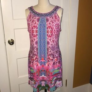 Stretchy Knit Dress for a Fun Summer Evening